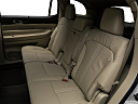 2018 Lincoln MKT Reserve, rear seats from drivers side.