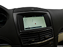2018 Lincoln MKT Reserve, driver position view of navigation system.