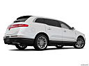 2018 Lincoln MKT Reserve, low/wide rear 5/8.