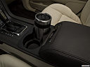 2018 Lincoln MKT Reserve, cup holder prop (primary).