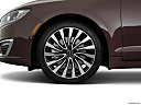 2018 Lincoln MKZ Black Label, front drivers side wheel at profile.