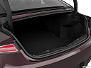 2018 Lincoln MKZ Black Label, trunk open.