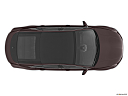 2018 Lincoln MKZ Black Label, overhead.