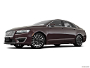 2018 Lincoln MKZ Black Label, low/wide front 5/8.