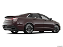 2018 Lincoln MKZ Black Label, low/wide rear 5/8.