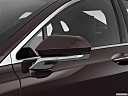 2018 Lincoln MKZ Black Label, driver's side mirror, 3_4 rear