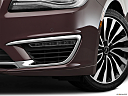 2018 Lincoln MKZ Black Label, driver's side fog lamp.