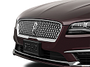 2018 Lincoln MKZ Black Label, close up of grill.