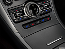 2018 Lincoln MKZ Black Label, heated seats control