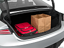 2018 Lincoln MKZ Reserve, trunk props.