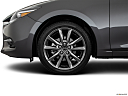 2018 Mazda MAZDA3 Sport, front drivers side wheel at profile.