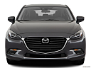2018 Mazda MAZDA3 Sport, low/wide front.