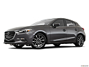 2018 Mazda MAZDA3 Sport, low/wide front 5/8.