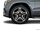 2018 Mercedes-Benz GLS-Class GLS550 4Matic, front drivers side wheel at profile.