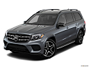 2018 Mercedes-Benz GLS-Class GLS550 4Matic, front angle view.