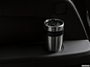 2018 Mercedes-Benz GLS-Class GLS550 4Matic, third row side cup holder with coffee prop.