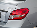 2018 Mitsubishi Mirage G4 ES, passenger side taillight.