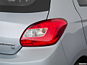 2018 Mitsubishi Mirage SE, passenger side taillight.