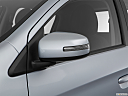 2018 Mitsubishi Mirage SE, driver's side mirror, 3_4 rear