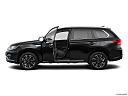 2018 Mitsubishi Outlander PHEV SEL S-AWC, driver's side profile with drivers side door open.