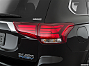 2018 Mitsubishi Outlander PHEV SEL S-AWC, passenger side taillight.
