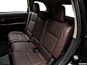 2018 Mitsubishi Outlander PHEV SEL S-AWC, rear seats from drivers side.