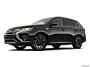 2018 Mitsubishi Outlander PHEV SEL S-AWC, low/wide front 5/8.