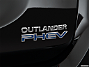 2018 Mitsubishi Outlander PHEV SEL S-AWC, rear model badge/emblem