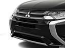 2018 Mitsubishi Outlander PHEV SEL S-AWC, close up of grill.
