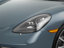 2018 Porsche 718 Boxster, drivers side headlight.