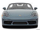 2018 Porsche 718 Boxster, low/wide front.