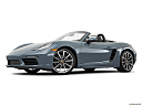 2018 Porsche 718 Boxster, low/wide front 5/8.