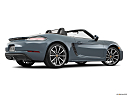 2018 Porsche 718 Boxster, low/wide rear 5/8.