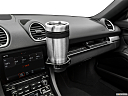 2018 Porsche 718 Boxster, cup holder prop (primary).