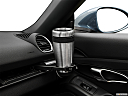 2018 Porsche 718 Boxster, cup holder prop (secondary).