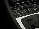 2018 Porsche 718 Boxster, heated seats control