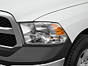 2018 RAM 1500 Tradesman, drivers side headlight.