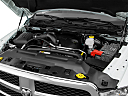 2018 RAM 1500 Tradesman, engine.