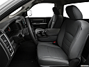 2018 RAM 1500 Tradesman, front seats from drivers side.