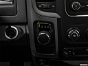 2018 RAM 1500 Tradesman, gear shifter/center console.