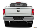 2018 RAM 1500 Tradesman, low/wide rear.