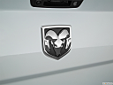 2018 RAM 1500 Tradesman, rear manufacture badge/emblem