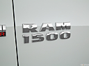 2018 RAM 1500 Tradesman, rear model badge/emblem