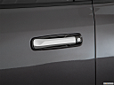 2018 RAM 1500 Big Horn, drivers side door handle.