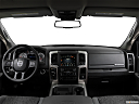 2018 RAM 1500 Big Horn, centered wide dash shot