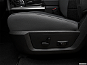 2018 RAM 1500 Big Horn, seat adjustment controllers.