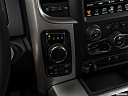 2018 RAM 1500 Big Horn, gear shifter/center console.