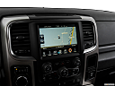 2018 RAM 1500 Big Horn, driver position view of navigation system.