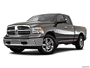 2018 RAM 1500 Big Horn, front angle medium view.