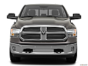 2018 RAM 1500 Big Horn, low/wide front.